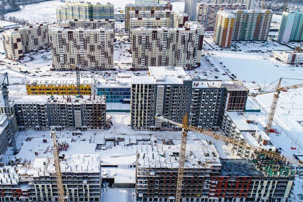 Январские холода заморозили рост. Упавшая цена московских новостроек стала сигналом покупателям